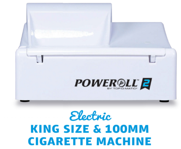 PoweRoll 2 Electric Cigarette Rolling Machine