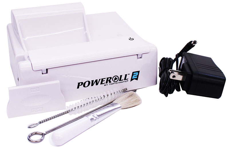 poweroll 2 electric cigarette machine