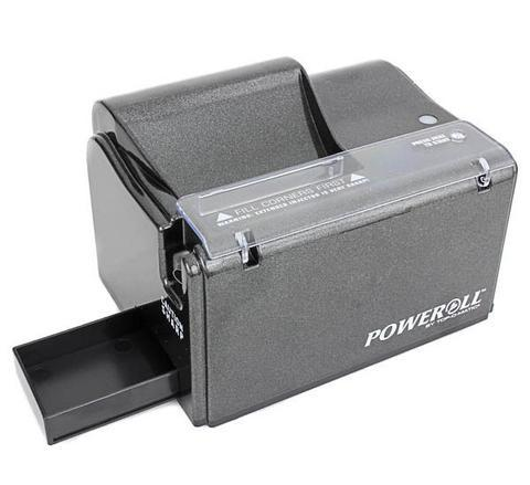 poweroll by top-o-matic cigarette rolling machine