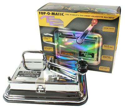 top-o-matic t2 cigarette rolling machine 2